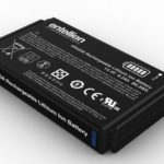 Entellion VR420 Rechargeable Lithium Ion Battery by Accutronics Ltd.