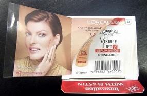 Bespoke Leaflet Labels by Reel Appeal