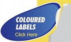 Coloured Labels by Shop4Labels