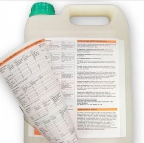 Chemical Label Printing by Reel Appeal