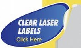 Clear Laser Labels by Shop4Labels