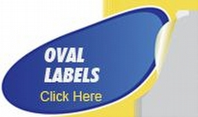 Oval Labels by Shop4Labels