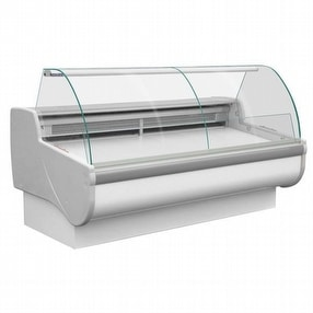 Igloo Tobi 110 1.0m Glass Serve Over Counter by Corr Chilled UK Ltd.