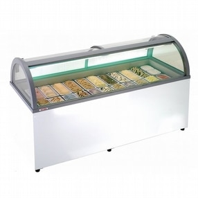AHT Boston Ice Cream Freezer by Corr Chilled UK Ltd.