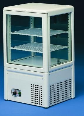 Glass Cake Cabinet