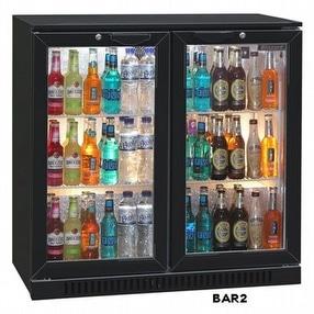 Blizzard Bar 2 Bottle Cooler by Corr Chilled UK Ltd.