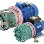 Chemical/Thermoplastic Pump Range by The Pump Company