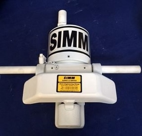 Simm Sevalink Hydraulic Chain Cutter by Simm Mining Products