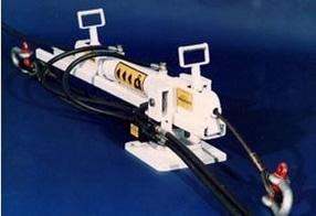 Simm-Pul Hydraulic Haulage Unit by Simm Mining Products