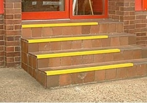 EdgeGrip Stair Nosing Range by Fibregrid Ltd.