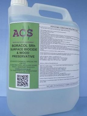 Range of Boracols by Advanced Chemical Specialities Ltd.