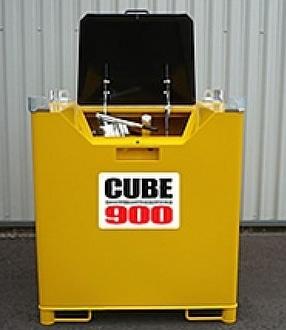 900 Litre Fuel Cube