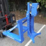 Drum Handling Fork Attachments by St Clare Engineering Ltd