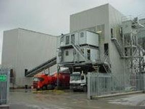 Custom Built Mixing Plants by Steelfields Limited