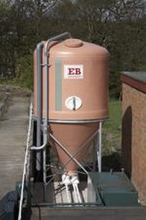 Industrial Storage Silos by EB Equipment Limited
