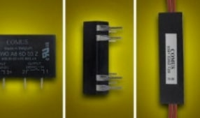 Range of Reliable Relays by Comus (Europe) Ltd
