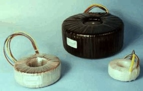 Selection of UK Manufactured Toroids by JMS Transformers Ltd
