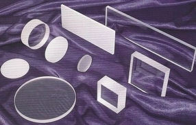 Quartz Optical Plates by Quartz Scientific Glassblowing Ltd
