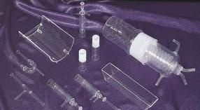 Quartz Rod Manufacturer UK by Quartz Scientific Glassblowing Ltd