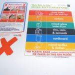 Wheelie Bin Labels by Anglia Labels (Sales) Ltd.