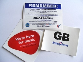 Window Labels by Anglia Labels (Sales) Ltd.