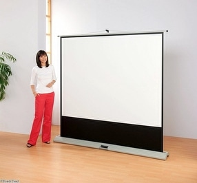 Projection Screen Range by Display Components