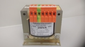 Control Panel Transformers by Alphabet Electronic Components Ltd