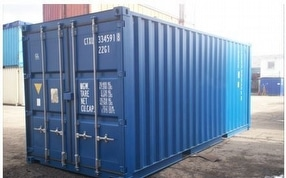Shipping Containers – New and Used by Lendon Containers Ltd