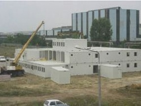 Modular Buildings by Lendon Containers Ltd
