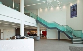 Mezzanine Floors by APSS, Acorn Partition and Storage Systems