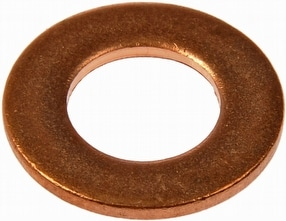 Copper Washers by Hanshel Seals & Moulding Ltd