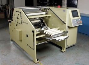 Alphamatic Automatic Rewinding Machine by Alpha Converting
