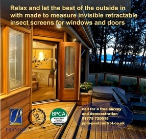 Insect Screens – Lincs by PPM Services Pest Control