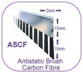 Antistatic Brush by Formseal Ltd