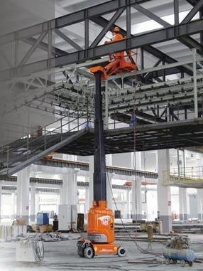 Dingli AMWP810 Whirlwind by Rapid Platforms