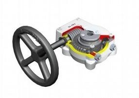 Superior 242 Gear Range by Rotork