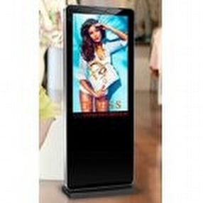Android Freestanding Digital Posters by Park Lane Displays