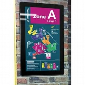 Android Advertising Screens by Park Lane Displays