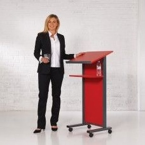 Audio Visual Lecterns by Display Components