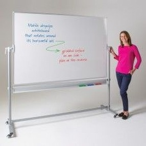 Magnetic Whiteboard by Display Components