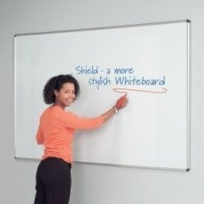 Non-Magnetic Whiteboards by Display Components