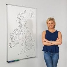 Printed Whiteboards by Display Components