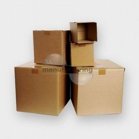 Cartons by 3a Manufacturing Ltd.
