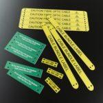 Printed Tie-on Labels by Ask Engraving