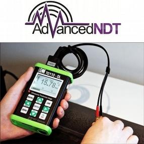 NOVA TG110-DL Utrasonic Thickness Gauge by Advanced NDT Ltd.