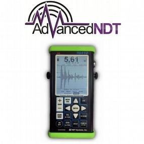 NOVA TG410 A-Scan Thickness Gauge by Advanced NDT Ltd.