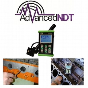 CB110 Sidewinder Automotive Thickness Gauge by Advanced NDT Ltd.