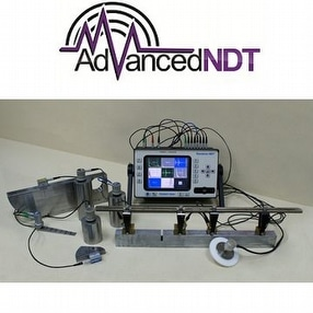 ISonic 2008 – 8 Channel Flaw Detector by Advanced NDT Ltd.