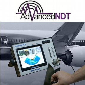 ISonic 2009 UPA Scope Phased Array Flaw Detector by Advanced NDT Ltd.