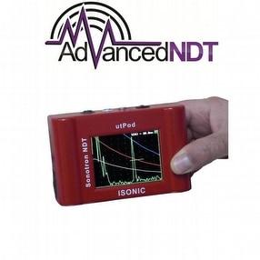 ISonic utPod Ultrasonic Flaw Detector by Advanced NDT Ltd.